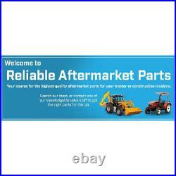 10A29916 Muffler For Minneapolis Moline Tractor G705 G706 G707 G708 G1000 G900