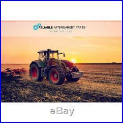 1502 New Universal Tractor Tough Steel Tool Box # 20 in Black 21 x 8 x 7