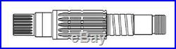 156892A New Transmission Input Shaft Made for Minneapolis Moline Tractor Models
