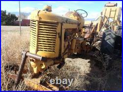 1949 Minneapolis Moline Tractor