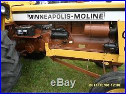 1965 Minneapolis Moline G707