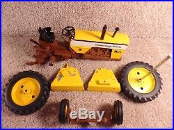 1988 Wally Hooker 1/16 Scale Custom Minneapolis-Moline M670 Wide Front Tractor