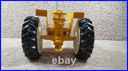 1995 ERTL 1/16 Diecast Agco White Minneapolis Moline G750 Narrow Front Tractor