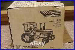 1/16 1990 White Spirit Of Minneapolis Moline Farm Progress Show Tractor In Box