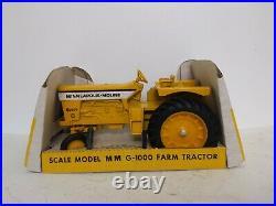 1/16 Ertl Farm Toy MINNEAPOLIS MOLINE TRACTOR G1000 in the bubble box