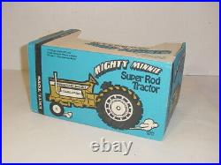 1/16 Vintage Minneapolis Moline Mighty Minnie Super Rod Tractor by ERTL WithBox