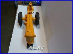 1/16 Vintage Slik Minneapolis Moline R Toy Tractor Side Steering Rod, Driver