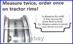 3 x 15 Front Wheel Rim Fits Allis Chalmers D10 D12 Models 231520 231520-A