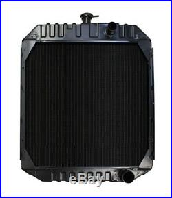 72508105 Radiator Made for Minneapolis Moline Tractor Models 6125 6144 6145