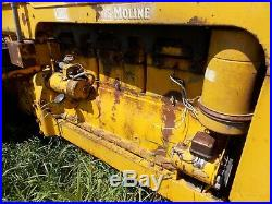 Antique 1955 Minneapolis Moline GBD tractor