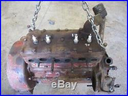 BF Avery A Used Running Hercules 1XB3 Engine Oliver Antique Tractor