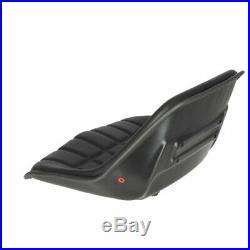 Bucket Seat Vinyl Black International Allis Chalmers Bobcat Massey Ferguson