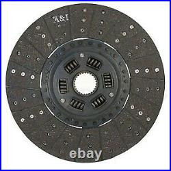 Clutch Disc New for Oliver, 1850 1750 1800A 1800B 1800C Tractor