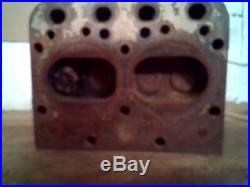 Cylinder Head off of a Minneapolis moline 4 star tractor 10A5851