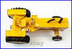 ERTL Minneapolis Moline 116 Tractor Yellow USED
