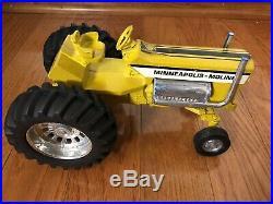 Ertl 1/16 Minneapolis Moline Mighty Minnie Super Rod Tractor Pulling Yellow