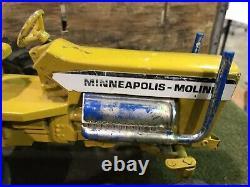 Ertl Minneapolis Moline Puller 1/16 G1000 Pulling Tractor Diecast