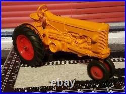 Ertl Minneapolis Moline UB 1/16 Diecast Farm Tractor Replica Collectible