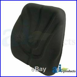 F10BCL2 Universal Back Cushion, F20, Black Cloth Many Models