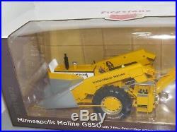 Firestone Series Minneapolis Moline G850 2 Row CornPicker SpecCast Cust1855 116