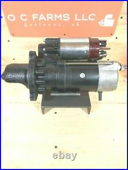 GEAR REDUCTION Starter Fits MINNEAPOLIS MOLINE G-950 G-955 M-670 Cockshutt 570