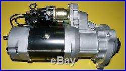 MINNEAPOLIS MOLINE GEAR REDUCTION STARTER G708 G900 G1000 G1355 2055 TRACTOR