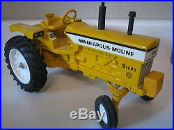 MINNEAPOLIS MOLINE G 1000 ERTL TOY TRACTOR FRONT WEIGHT