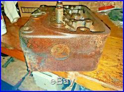 MINNEAPOLIS MOLINE U Tractor Engine Cylinder Head GE30E UTU