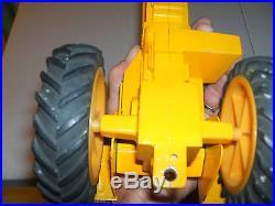 Minneapolis Moline White Oliver Agco Farm Toy Tractor G-1000 Ertl 116