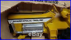 MINT IN BOX VINTAGE 70'S ERTL MIGHTY MINNIE SUPER ROD MINNEAPOLIS MOLINE TRACTOR