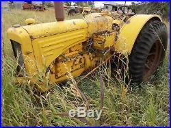 MM Z tractors