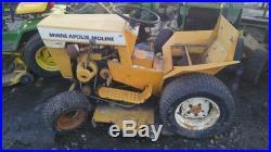 Minneapolis Moline 110 Hydro Lawn Tractor
