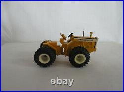 Minneapolis Moline 2455 1/64 Scale 4wd Farm Toy Tractor Rare