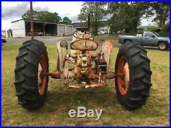 Minneapolis-Moline 2WD Tractor