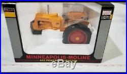 Minneapolis Moline 445 Toy Tractor