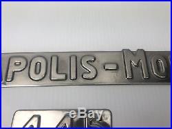 Minneapolis Moline 445 Tractor Decal