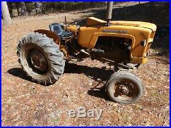 Minneapolis Moline 445. Tractor, farm