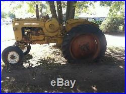 Minneapolis Moline 445 tractor