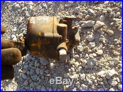 Minneapolis Moline 445 tractor engine motor TSX 633 carburetor assembly Marvel