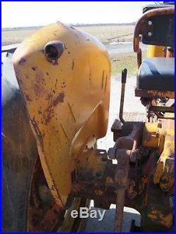 Minneapolis Moline 5 Stars Gas Tractor
