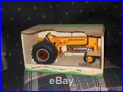 Minneapolis Moline Allison powered toy tractor puller (Oliver) New in box