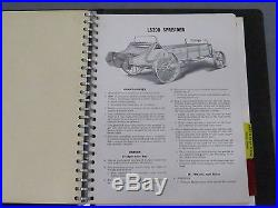 Minneapolis Moline Dealer Tractor Sales Catalog 1940s 50s Full Line 250 pages