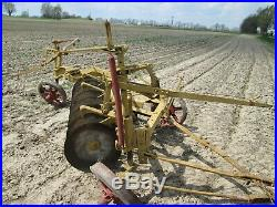 Minneapolis Moline Disc Plow (Wheat land MM Disk)