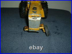 Minneapolis Moline G1000 Farm Toy Tractor Great Restoration Project