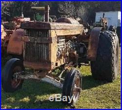 Minneapolis Moline G705 LP Tractor with Draw Bar ei- G-706 G-707 G-708 G-900 G-VI