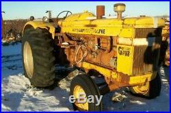 Minneapolis Moline G706 LP Tractor