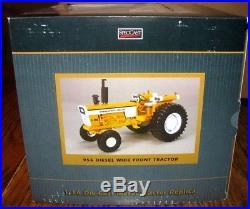 Minneapolis Moline G955 Diesel WF Tractor 1/16 Spec Cast Toy SCT407 mm DETAILED