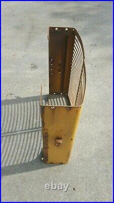 Minneapolis Moline GTB Tractor Grill Panels Pair RH LH Original Wheatland 49