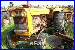 Minneapolis Moline GVI Propane Tractor