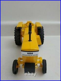 Minneapolis Moline G-1000 1/16 Diecast Farm Tractor Repaint NICE